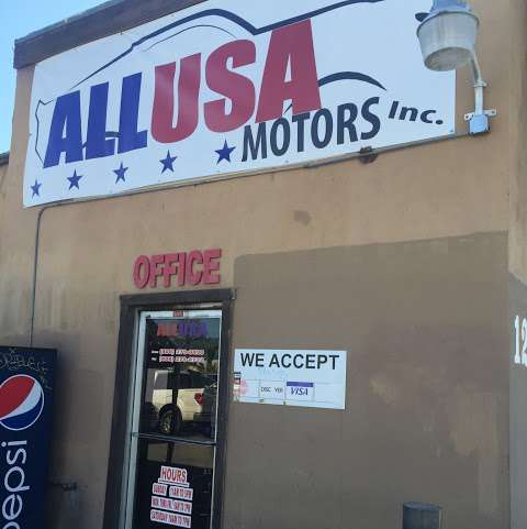 ALL USA Motors in San Jose