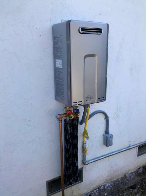 Quick Plumbing Water Heaters in San Jose